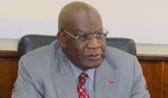 O embaixador Ambrósio Lukoki.
