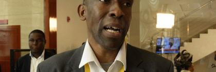 O sociólogo João Paulo Ganga.