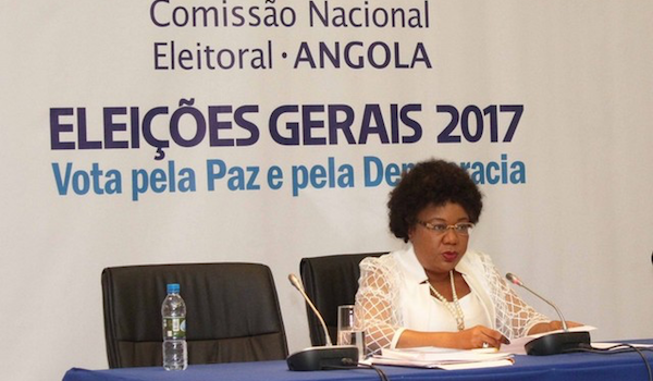 Vote Counting in Angola Marred by Irregularities