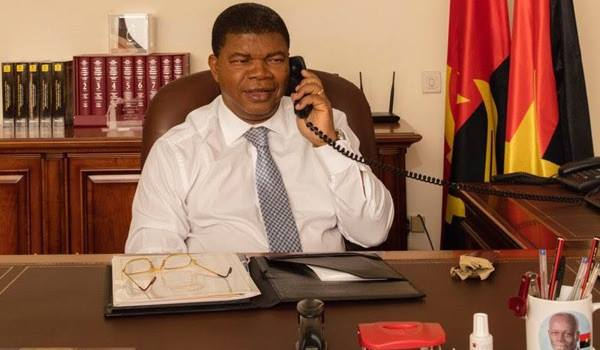 A New Angolan President