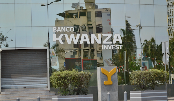 Only in Angola:  Fraudster's Bank Gets Bail-Out