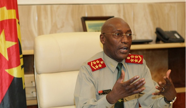 """Angola's Attorney General """"Sorry for Mistake"""" in Accusing Army Chief"""