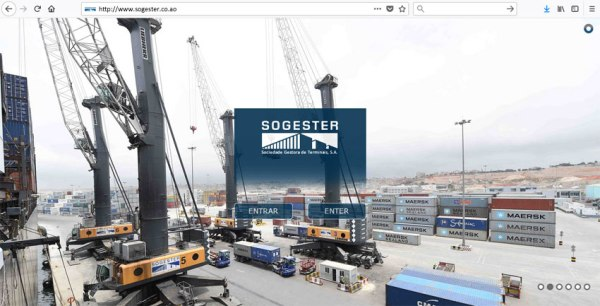 Angolan Port Authority Seeks End to Sogester Contract