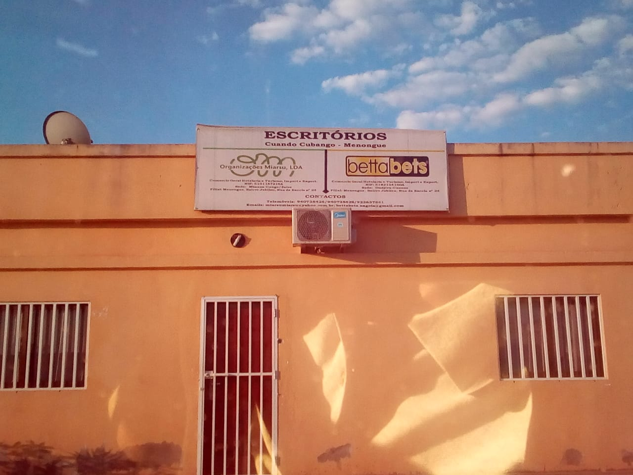"Director Provincial do SIC na ""Manjedoura"" no Kuando-Kubango"