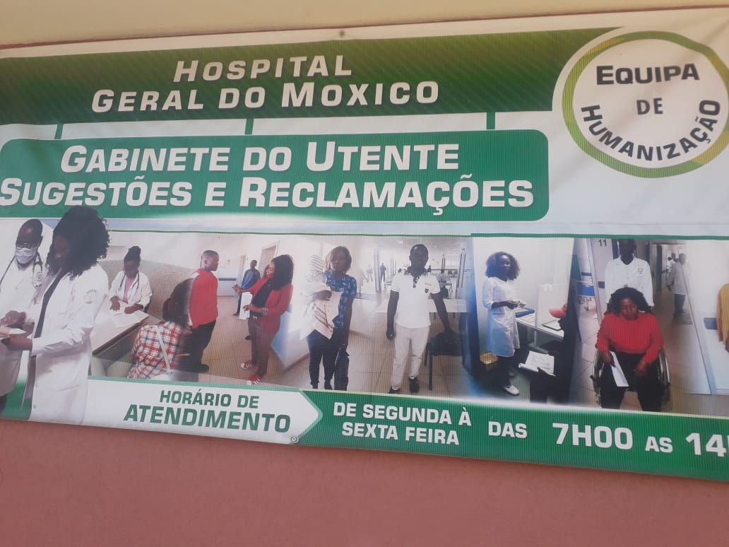 Hospital do Moxico: Director Ameaça Médicos