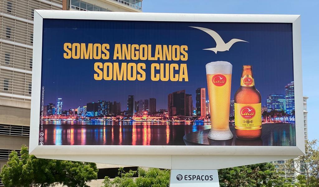 Angolano/a é Cerveja