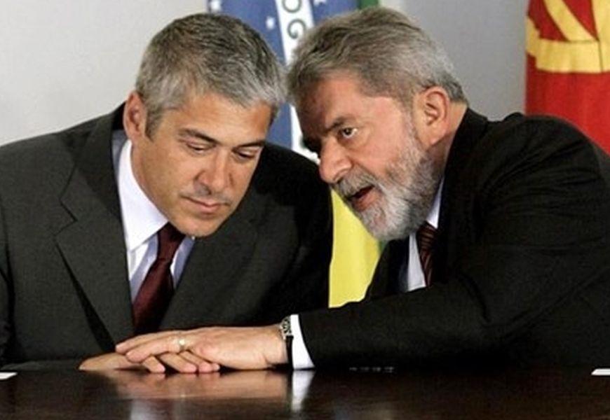 Lula, Sócrates e Juízes de Angola