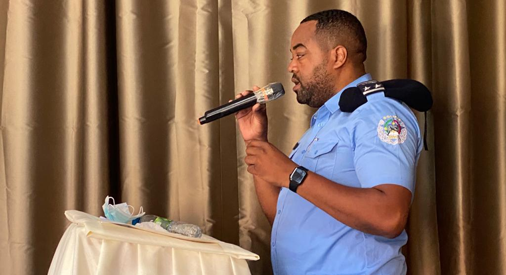 Lunda-Norte Empowers Police to Protect Human Rights