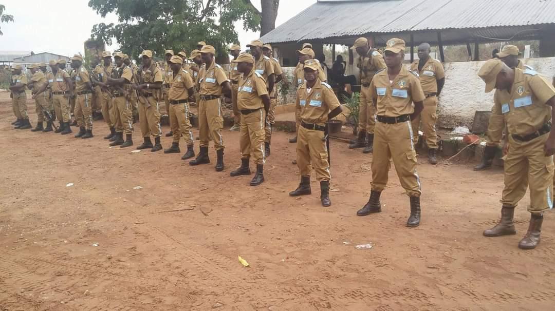 Intervenção da Empresa Kadyapemba no Âmbito da Segurança da Mina